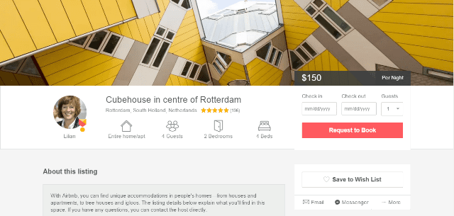 Airbnb Listing Description Copywriter