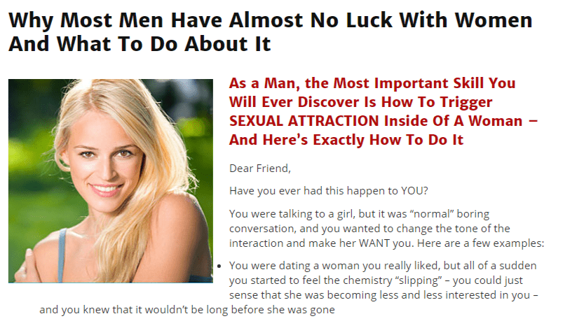 what is a great headline for a dating site