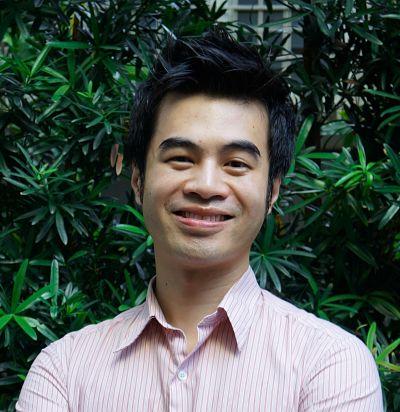 Alex Wong Copywriter