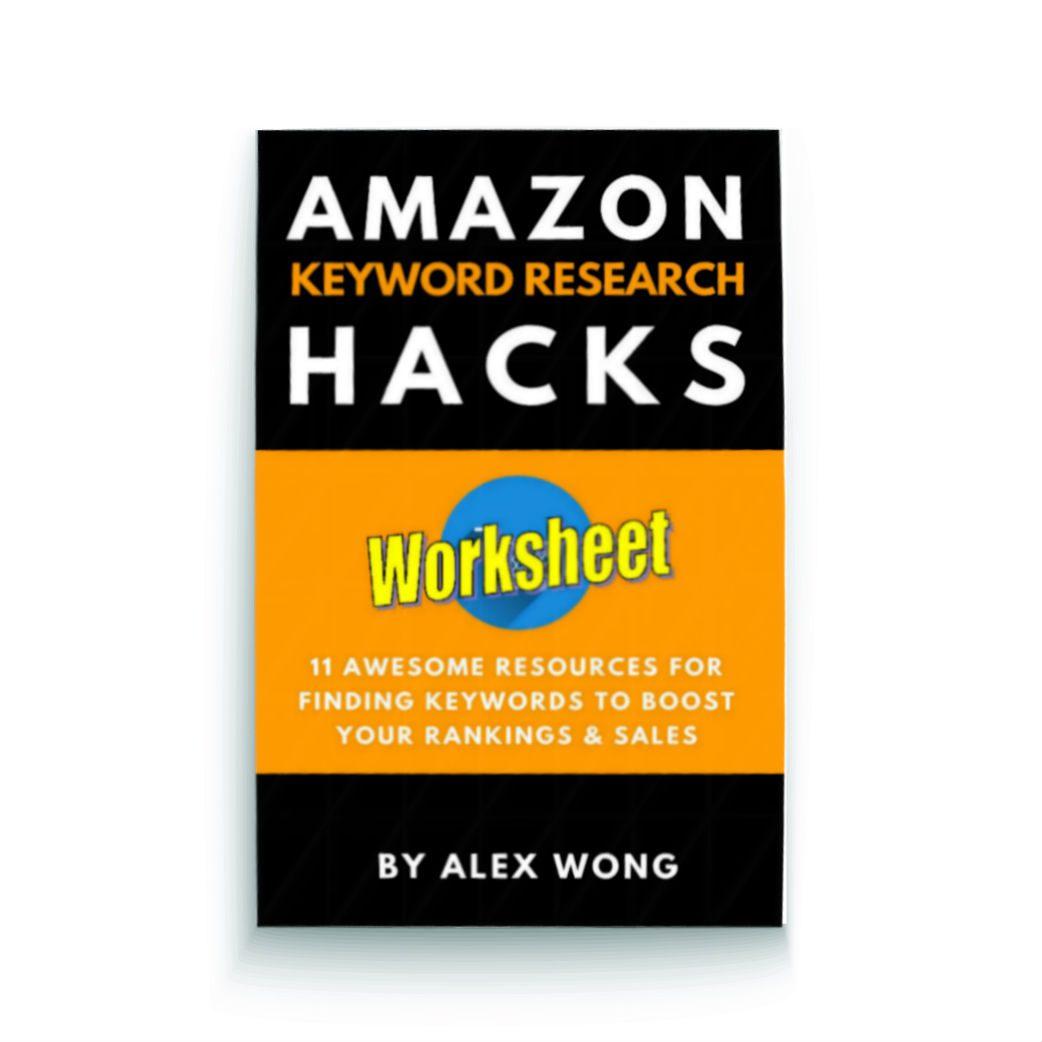 Amazon Keyword Research Hacks