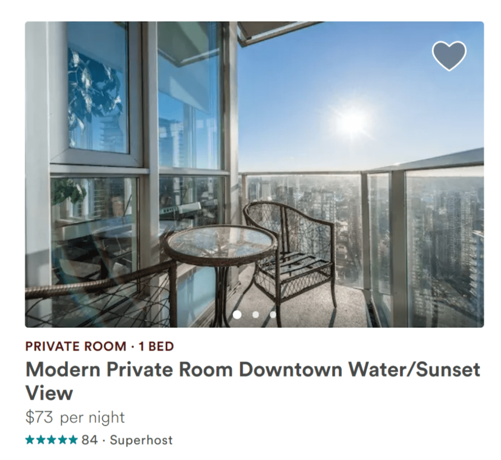 The 5 Golden Rules To Writing A Compelling Airbnb Title