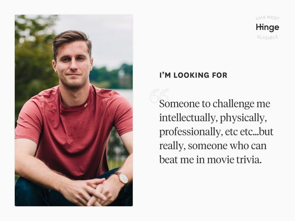 100 Most Eligible Singles in America, According to Dating App Hinge