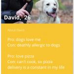 Bumble profile bio for guys