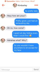 Pick Up Lines John Tinder Went From 5 Matches A Day To 0