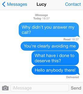 Texting Girls: 21 Shocking Mistakes Men Make -