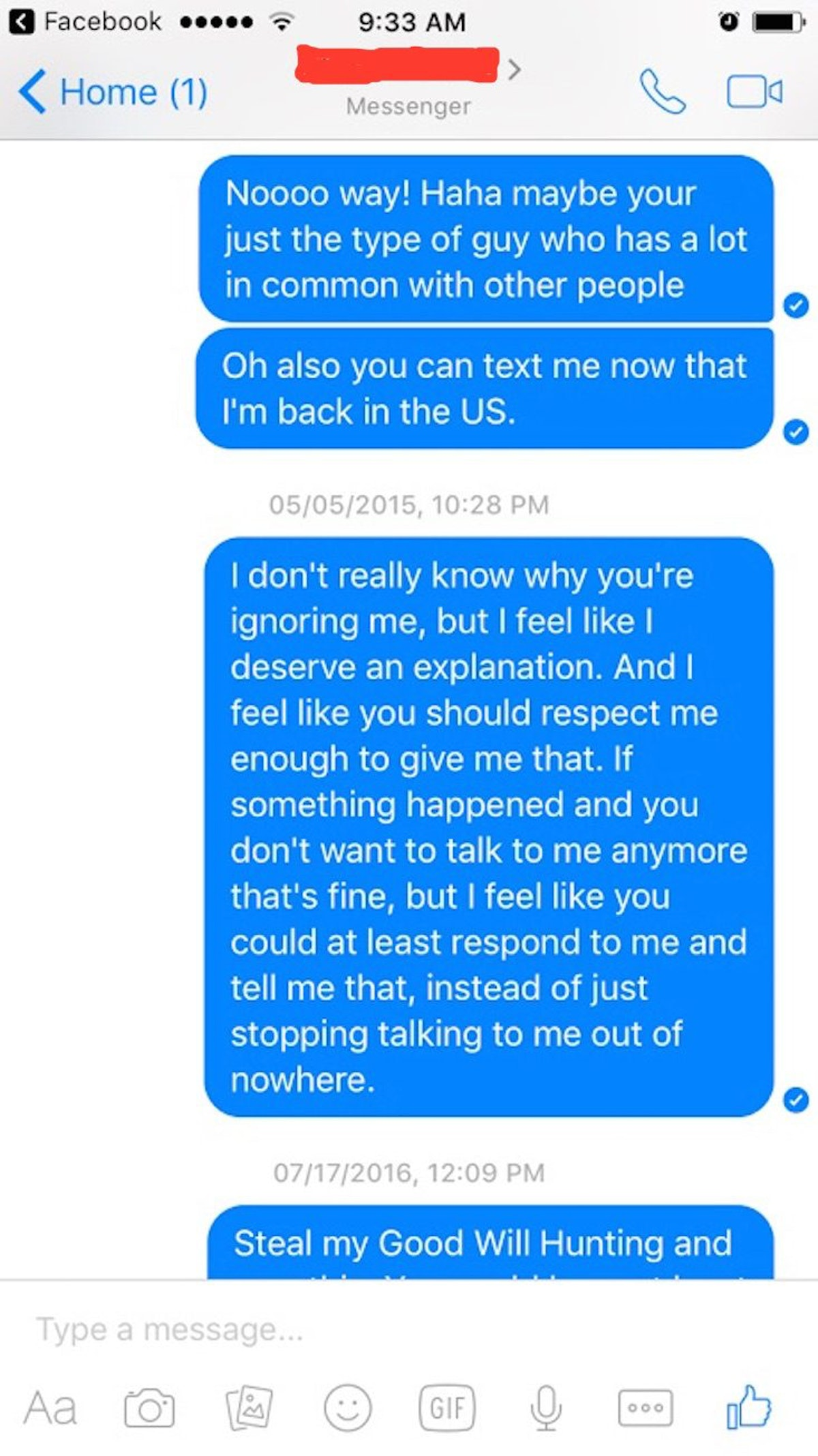 Girl Was Ghosted Twice By Guy Who Vanished After Cuddling