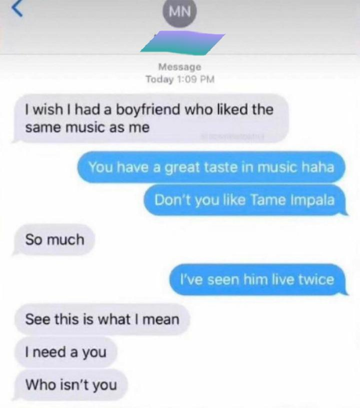 My guy here got shot down before he even tried to get outta the friend zone. Yikes!: MurderedByWords