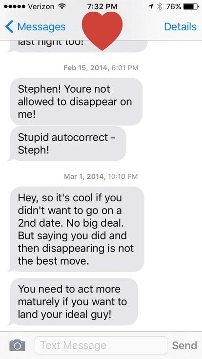What Ghosting Text Messages Really Look Like