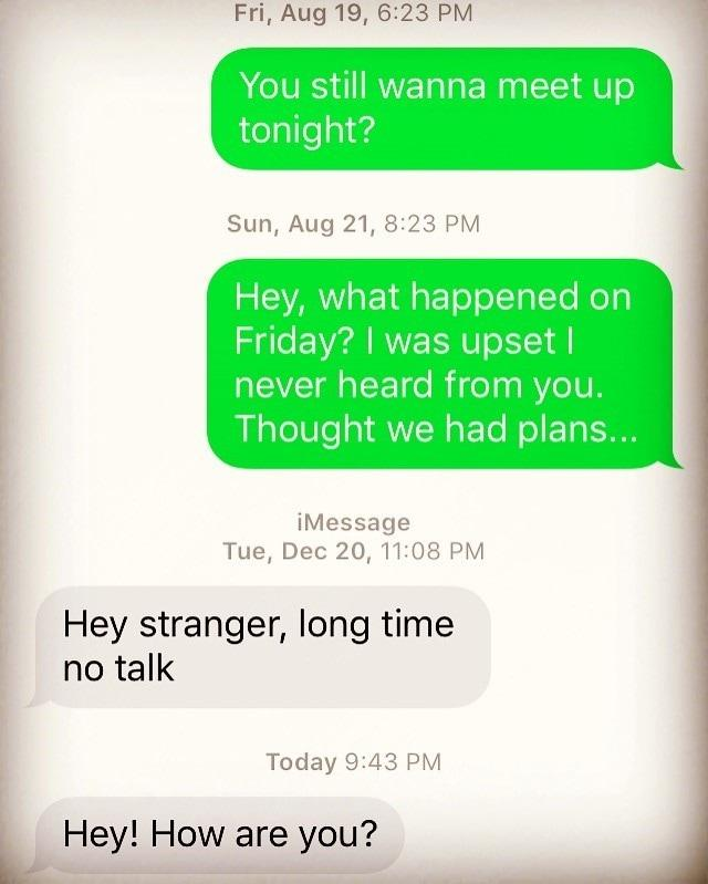 When a ghost becomes a zombie: The dating phenomenon, in one screenshot - The Washington Post